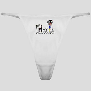 Haiti Classic Thong
