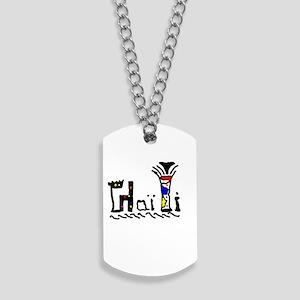Haiti Dog Tags