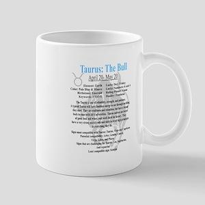 Taurus traits Mugs