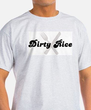 Dirty Rice (fork and knife) T-Shirt
