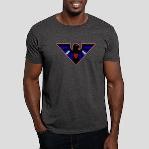 LEATHER EAGLE/BRICK/RED/ Dark T-Shirt