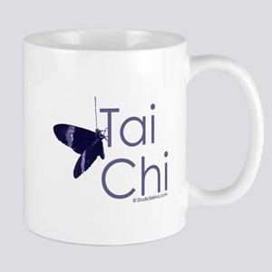 Tai Chi Butterfly 3 11 oz Ceramic Mug