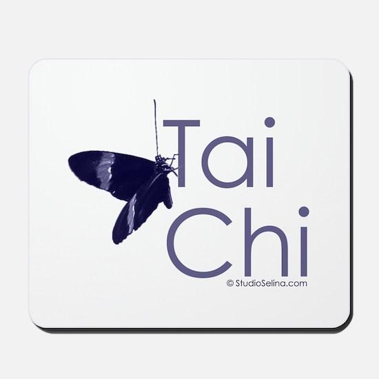 Tai Chi Butterfly 3 Mousepad