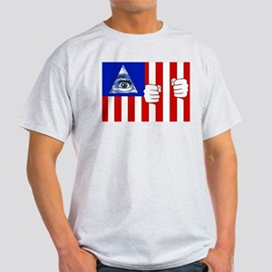 illuminati new world order 911 T-Shirt