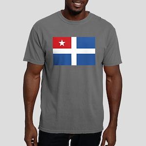 Flag of Crete T-Shirt