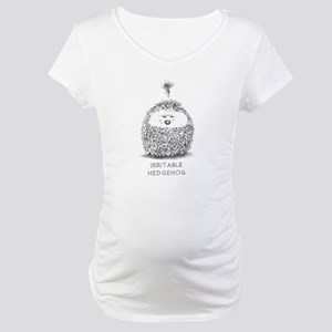 exasperated hedgie Maternity T-Shirt