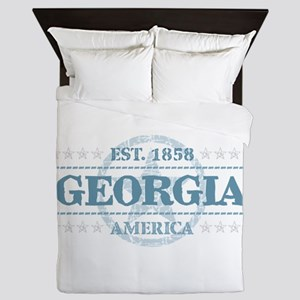 Georgia Queen Duvet
