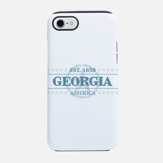 Georgia iPhone 7 Tough Case