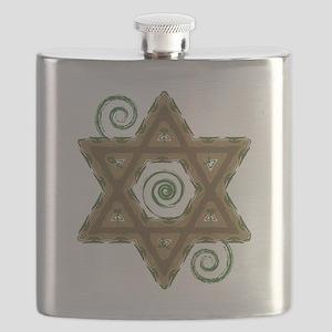 Growing Faith Flask