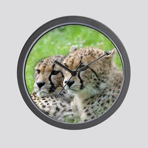Cheetah009 Wall Clock