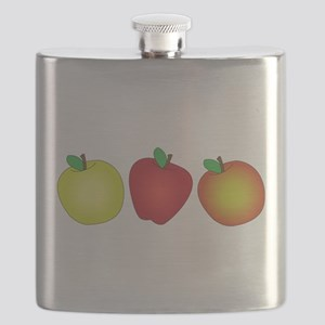 Apples Flask