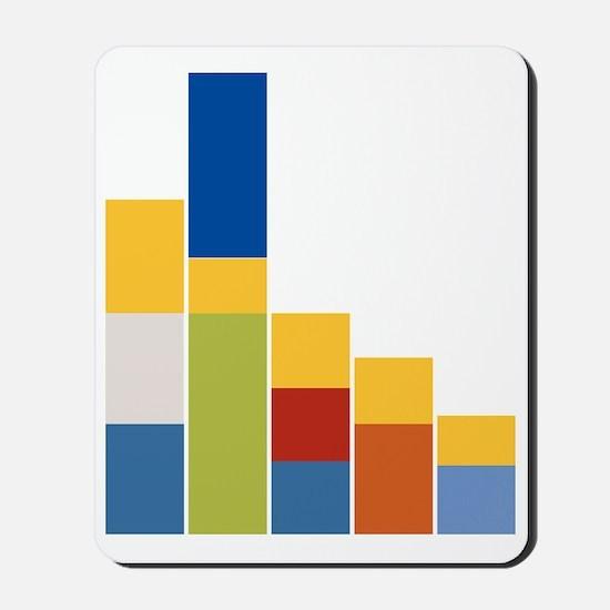 Rectangular Simpsons Mousepad