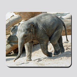Elephant001 Mousepad