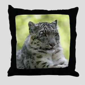 Leopard006 Throw Pillow