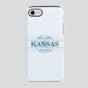 Kansas iPhone 7 Tough Case