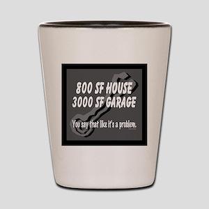 800 SF Shot Glass