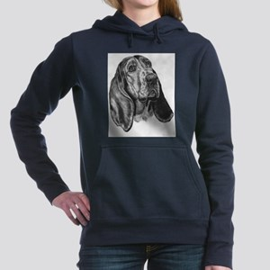 Basset Hound Women's Hooded Sweatshirt