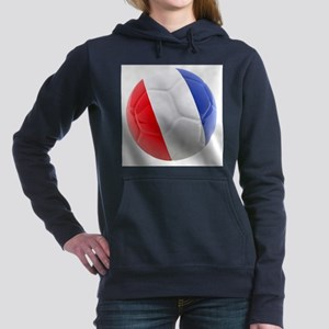 France world cup ball Hooded Sweatshirt