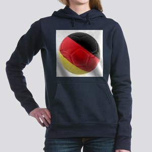 Germany world cup ball Hooded Sweatshirt