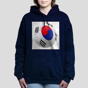 South Korea world cup Ball Hooded Sweatshirt
