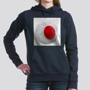 Japan World Cup Ball Hooded Sweatshirt