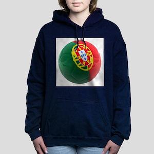 Portugal World Cup Ball Hooded Sweatshirt