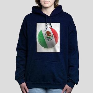 Mexico World Cup Ball Hooded Sweatshirt