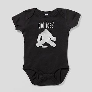 got ice? Baby Bodysuit