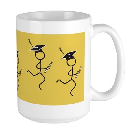 Graduate Runner © Large Mug
