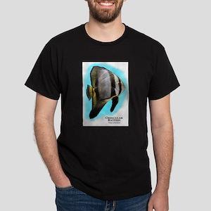 Orbicular Batfish Dark T-Shirt