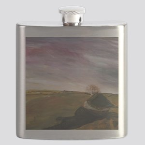Hadrian's Wall Flask