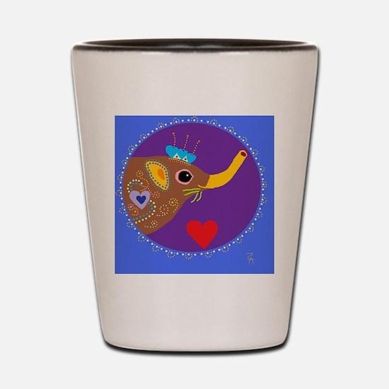 Golden-rumped Elephant-shrew Shot Glass