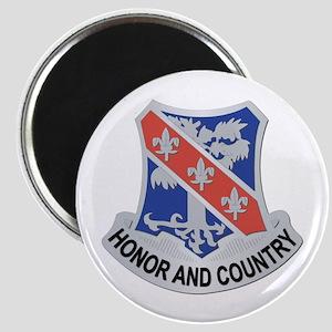 DUI - 1st Bn - 327th Infantry Regiment Magnet