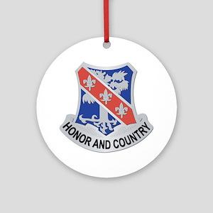 DUI - 1st Bn - 327th Infantry Regiment Ornament (R