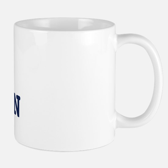 I (POT) OREGON Mug