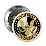 Minuteman Civil Defense - MCDC Button