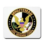 Minuteman Civil Defense - MCDC Mousepad