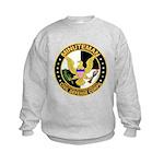 Minuteman Civil Defense - MCDC Kids Sweatshirt