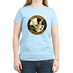 Minuteman Civil Defense - MCDC Women's Light T-Shi
