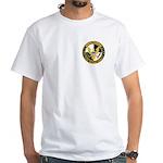 Minuteman Civil Defense - MCDC White T-Shirt