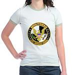 Minuteman Civil Defense - MCDC Jr. Ringer T-Shirt