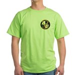 Minuteman Civil Defense - MCDC Green T-Shirt