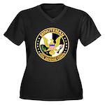 Minuteman Civil Defense - MCDC Women's Plus Size V