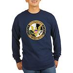 Minuteman Civil Defense - MCDC Long Sleeve Dark T-
