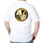 Minuteman Civil Defense - MCDC Golf Shirt