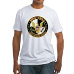 Minuteman Civil Defense - MCDC Fitted T-Shirt