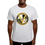 Minuteman Civil Defense - MCDC Light T-Shirt