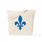 FleurLysQc1 Tote Bag