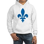 FleurLysQc1 Hoodie Sweatshirt