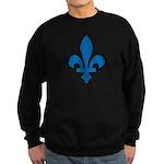 FleurLysQc1 Sweatshirt